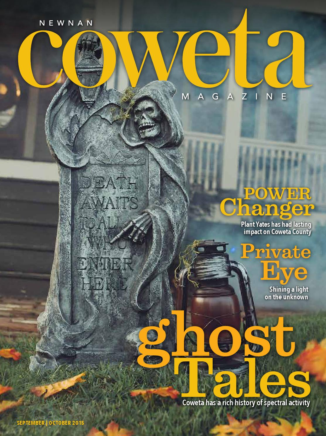 2015 Septemberoctober Newnan Coweta Magazine By The Times Herald