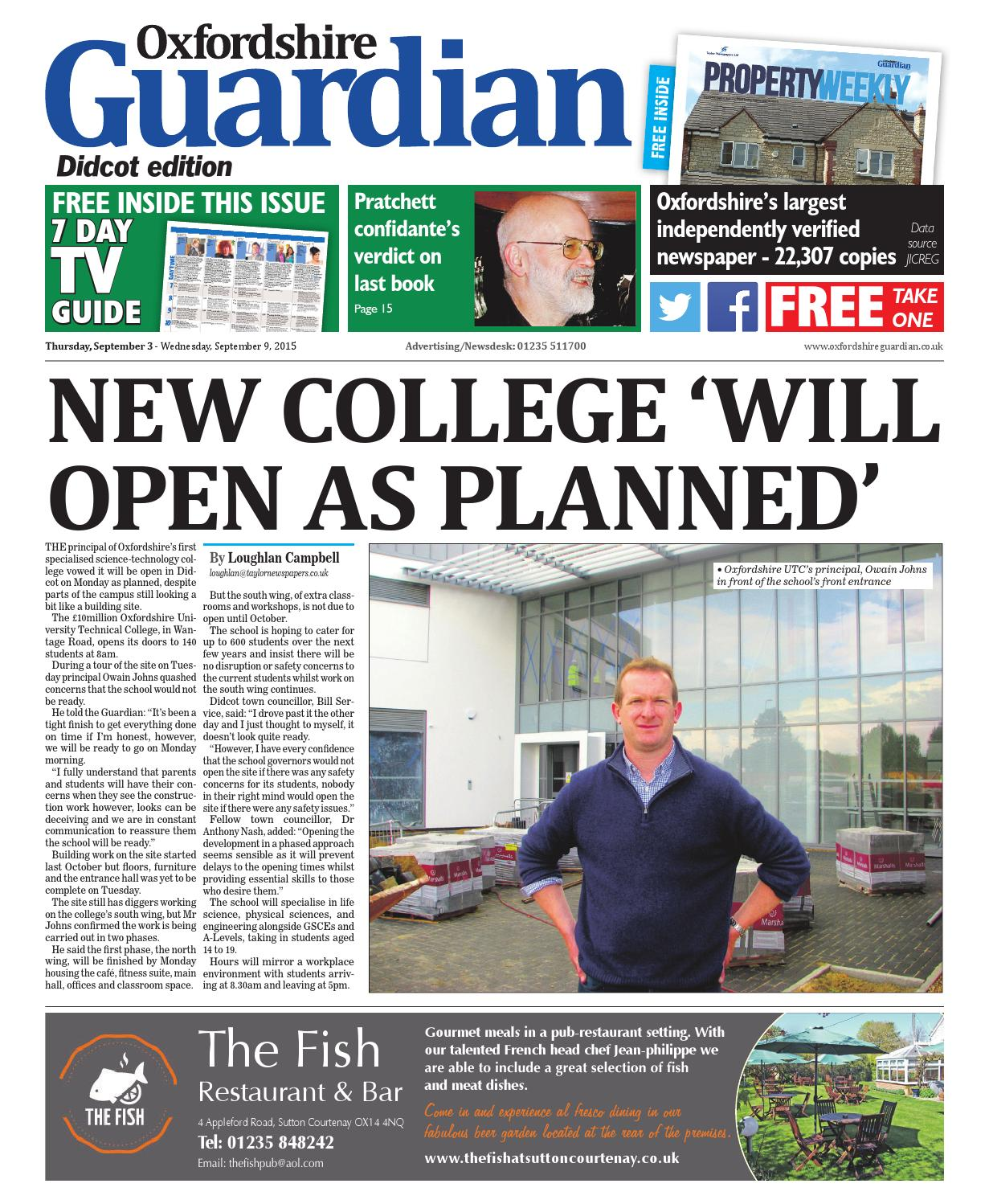 Platts hyundai used car dealership in high wycombe - 3 September 2015 Oxfordshire Guardian Didcot By Taylor Newspapers Issuu