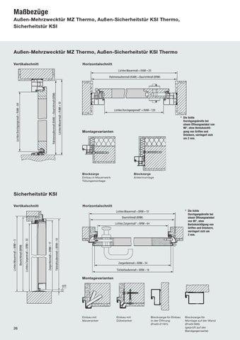 t ren f r ihr haus by heinze gmbh issuu. Black Bedroom Furniture Sets. Home Design Ideas