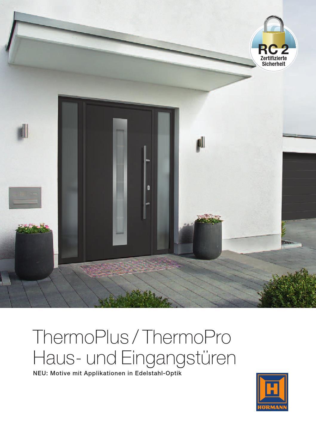thermoplus thermopro haus und eingangst ren by heinze gmbh issuu. Black Bedroom Furniture Sets. Home Design Ideas