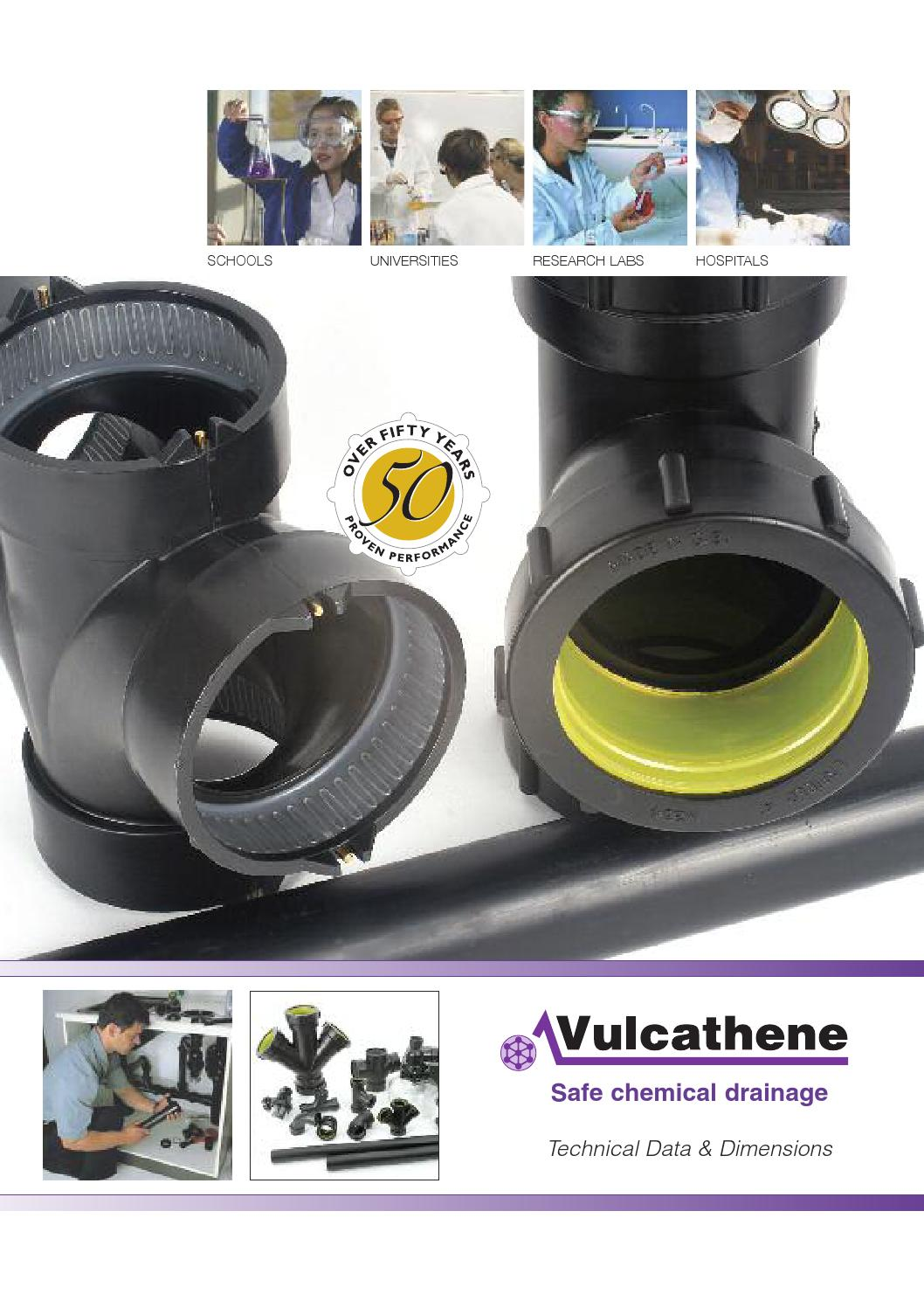 Vulcathene Technical Catalogue By Pennyware Distributors