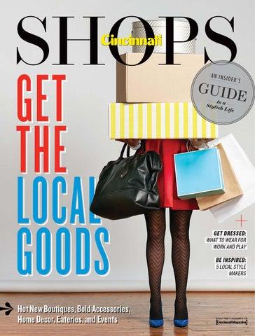 c6d4bae05d70 Cincinnati Shops Magazine - 2015 by Cincinnati Magazine - issuu
