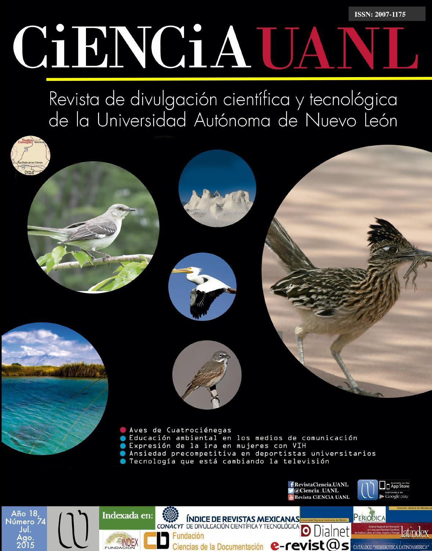 Ciencia UANL 18,74 by Rodrigo Soto Moreno - issuu