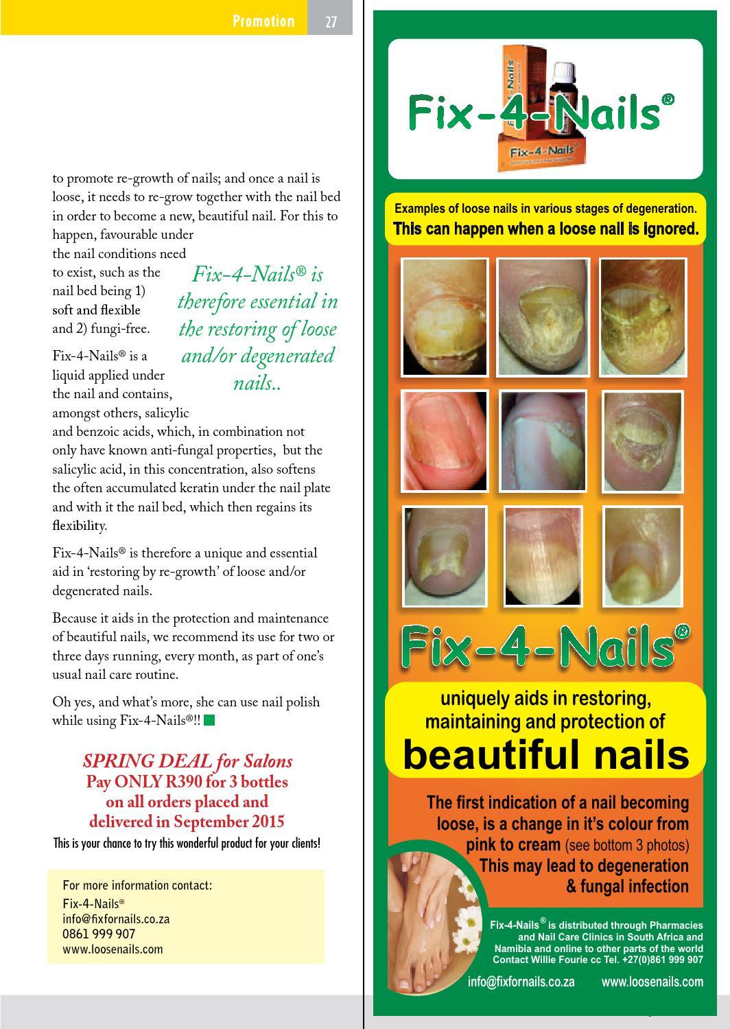 f0fe05e6b256 Nail File 4 by Professional Beauty SA - issuu