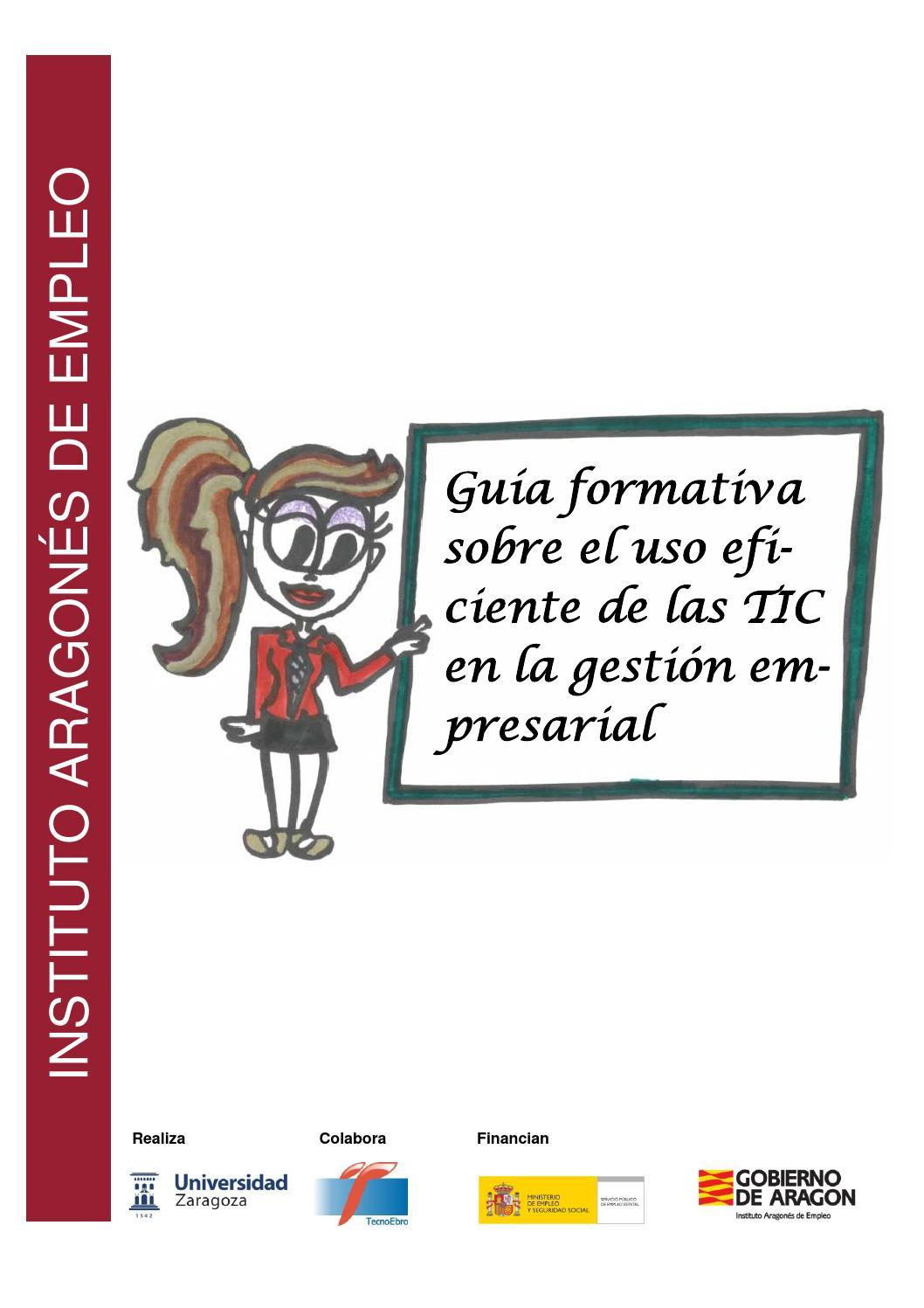 Guía uso tics en la gestión empresarial by JAVIER LADINO - issuu