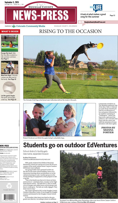 c545a19de7c366 Douglas County News-Press 0903 by Colorado Community Media - issuu
