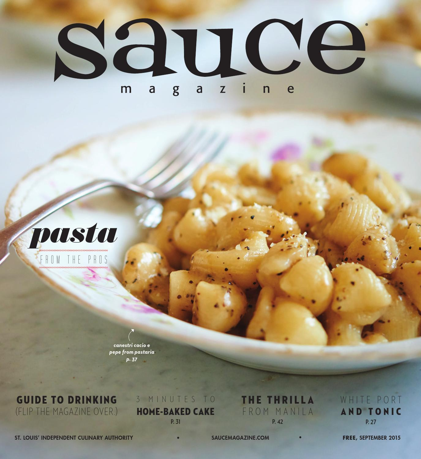 Mantle sauce: how to cook properly