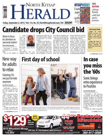 North kitsap herald september 04 2015 by sound publishing issuu page 1 fandeluxe Choice Image