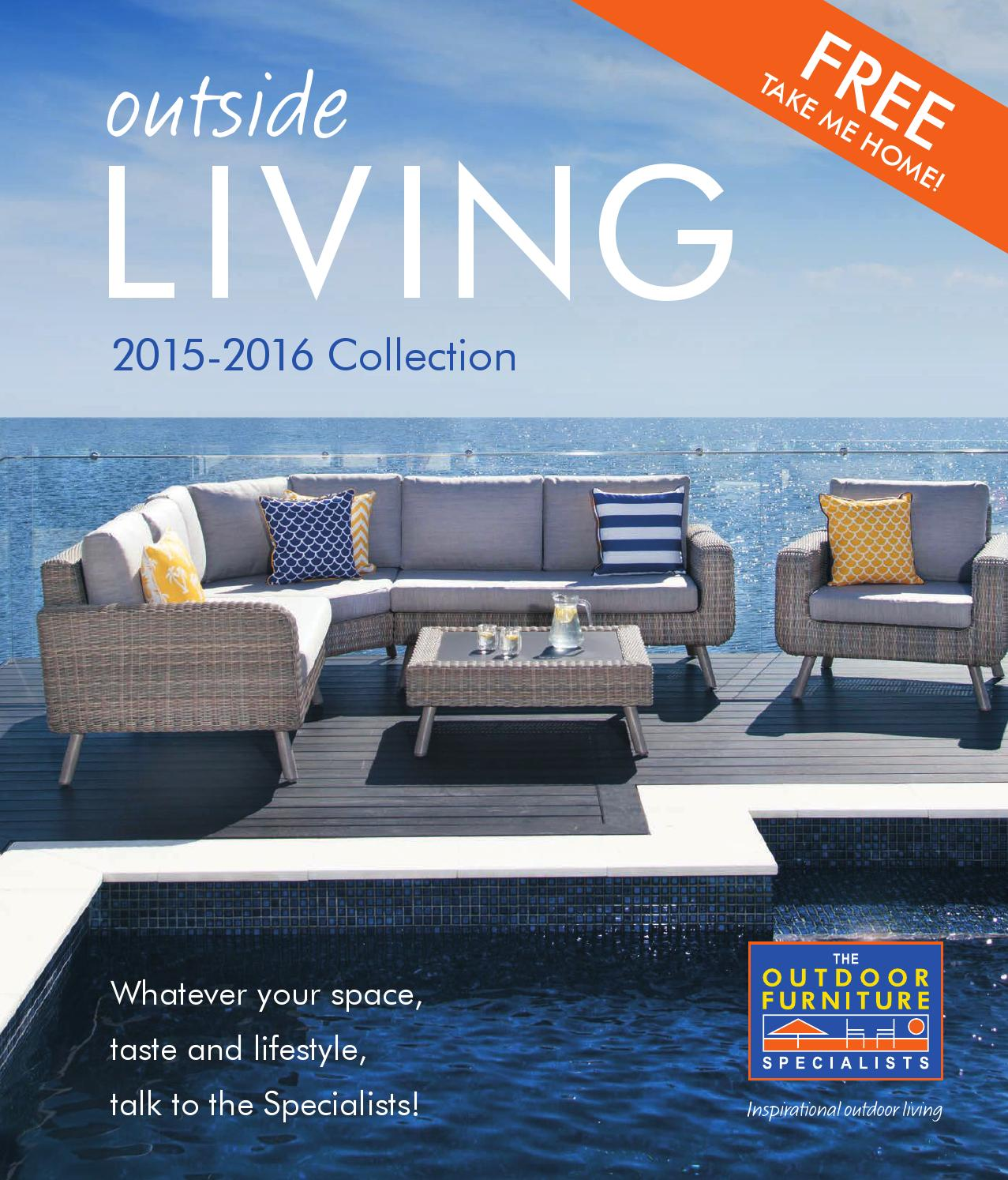 Captivating Catalogue 2015 2016: The Outdoor Furniture Specialists By TOFS: The Outdoor  Furniture Specialists   Issuu Part 3