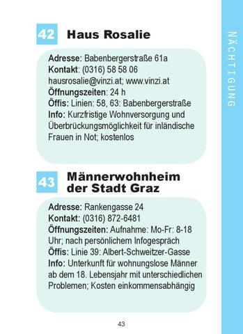Sozialkompass Graz By Stadt Graz Issuu