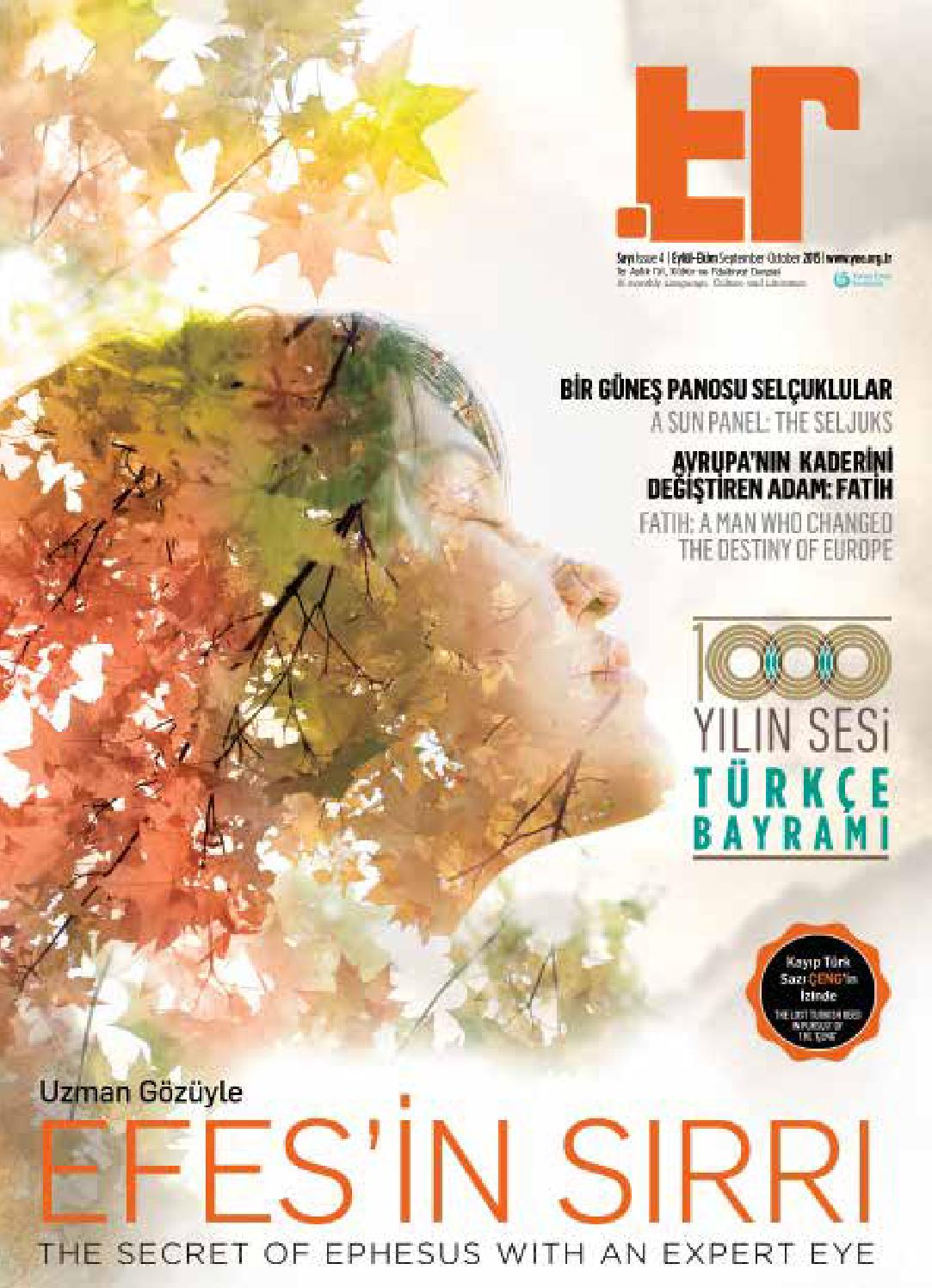Tr Dergisi 4 By Cube Medya Issuu