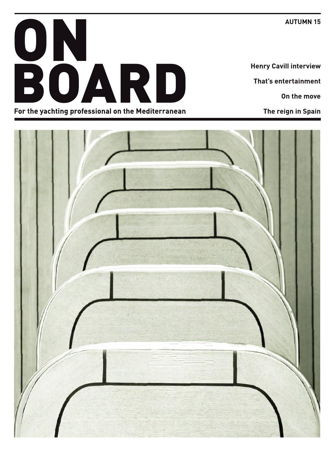 bf65e9a9a9 ONBOARD Magazine autumn 2015 by Plum Publications - issuu