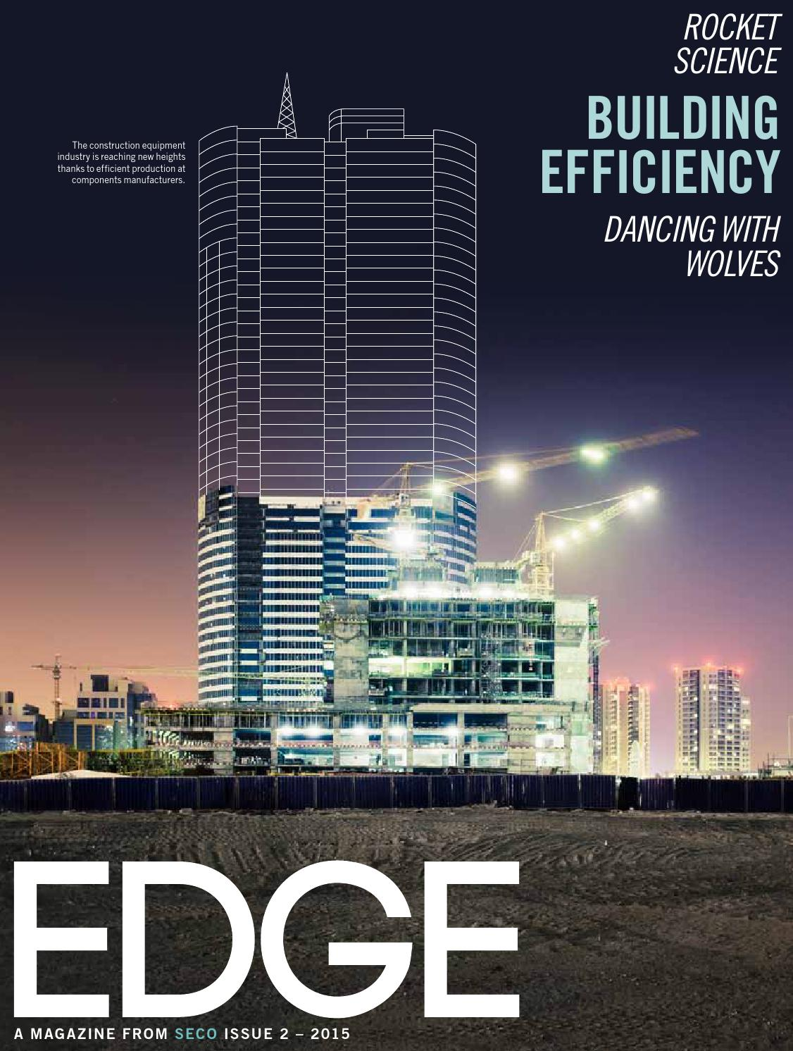 EDGE Magazine 2015-2 by Seco Tools - issuu