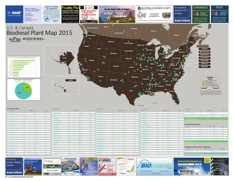 2017 Biodiesel Plant Map by BBI International issuu