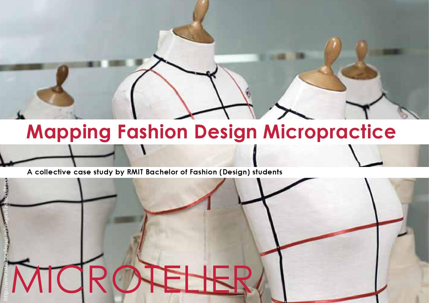 Mapping Fashion Design Micropractice By Georgia Mccorkill Issuu