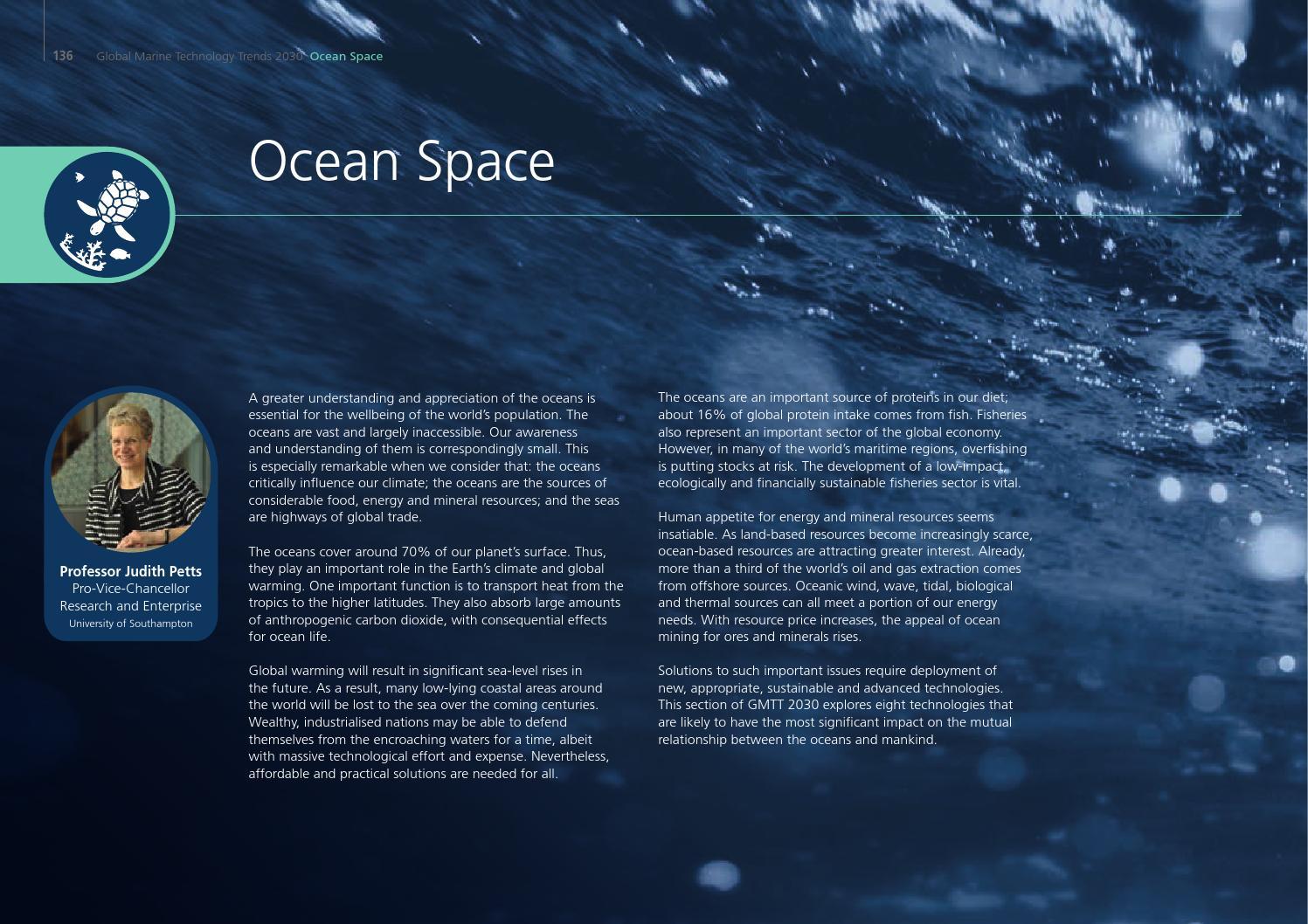 Global Marine Technology Trends 2030 by Lloyd's Register - issuu