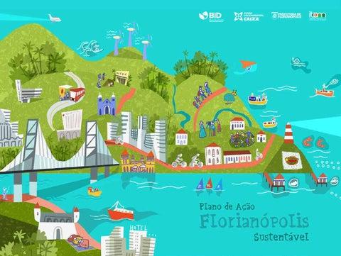 a0a303b6d92 Florianopolis Sustentável by BID - Ciudades Sostenibles - issuu