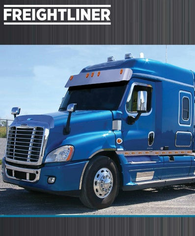 Trux Accessories Freightliner Catalog by Trux Accessories - issuu