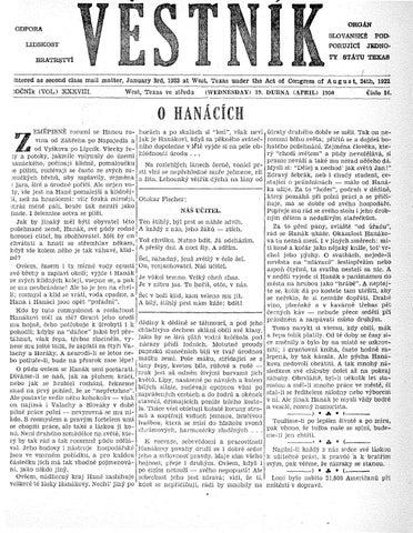 Vestnik 1950 04 19 by SPJST - issuu ceb818617c