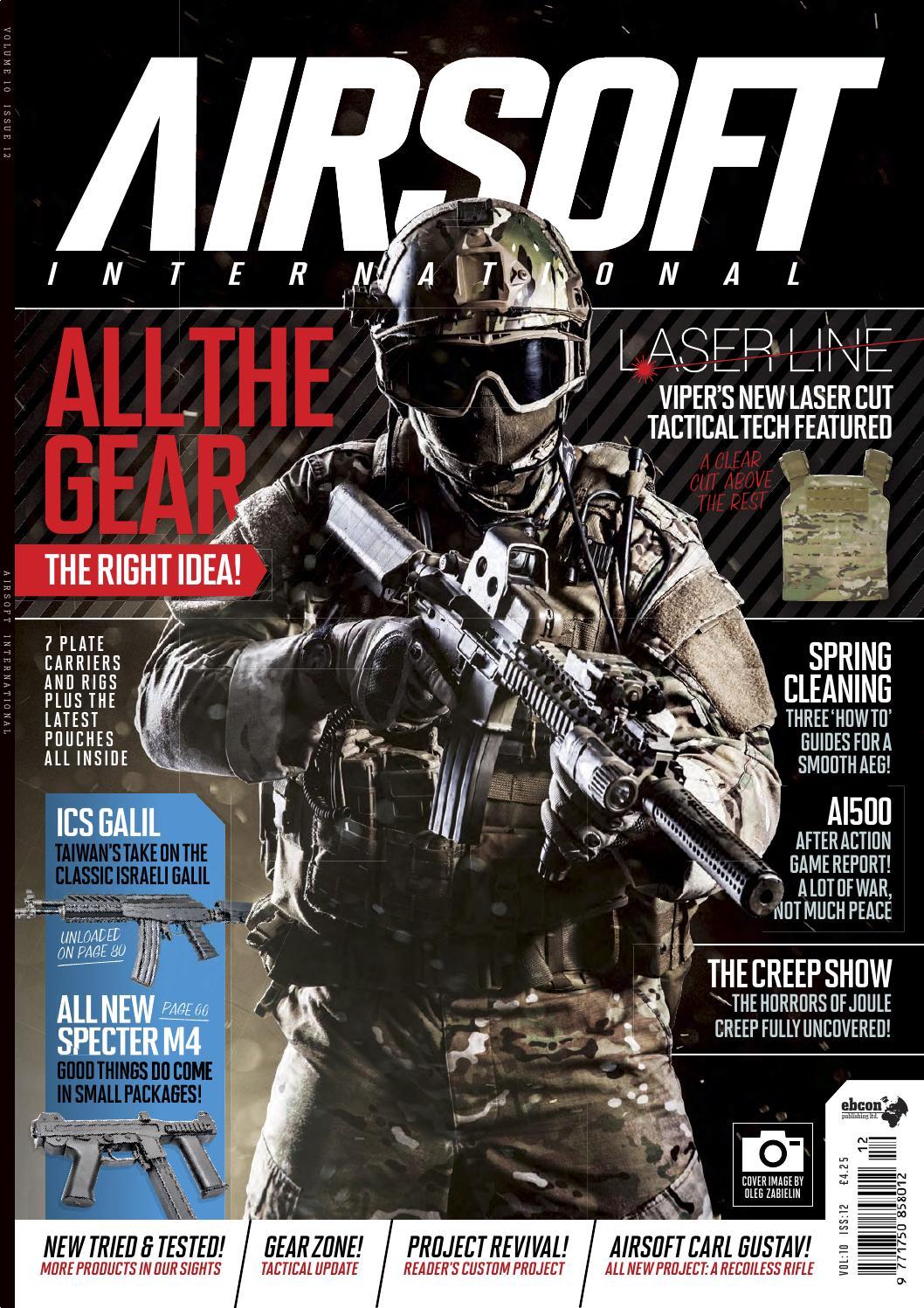 Lonex AEG Magazine remplacement Flash MAG Extracteur Spring Set M4 GB-06-02 Série
