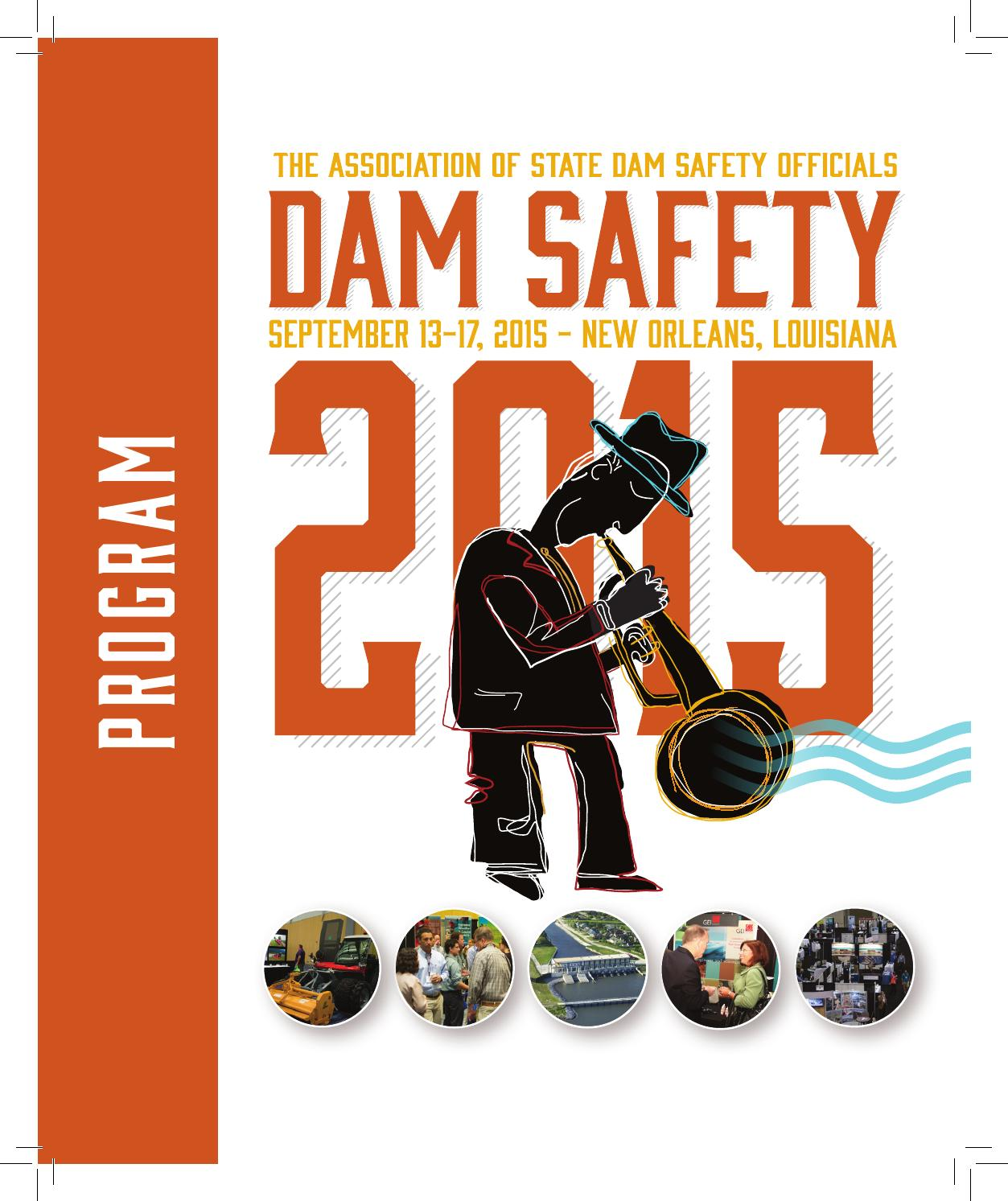 dam safety 2015 conference program by asdso issuu - Dam Safety Engineer Sample Resume