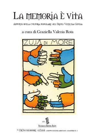 Issuu La la Valeria Por Graziella y vida Rota memoria 0NnOX8wPk