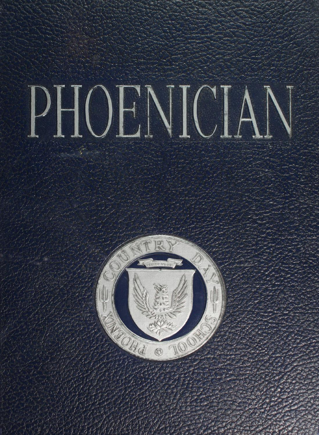 PCDS Yearbook 1966 by Phoenix Country