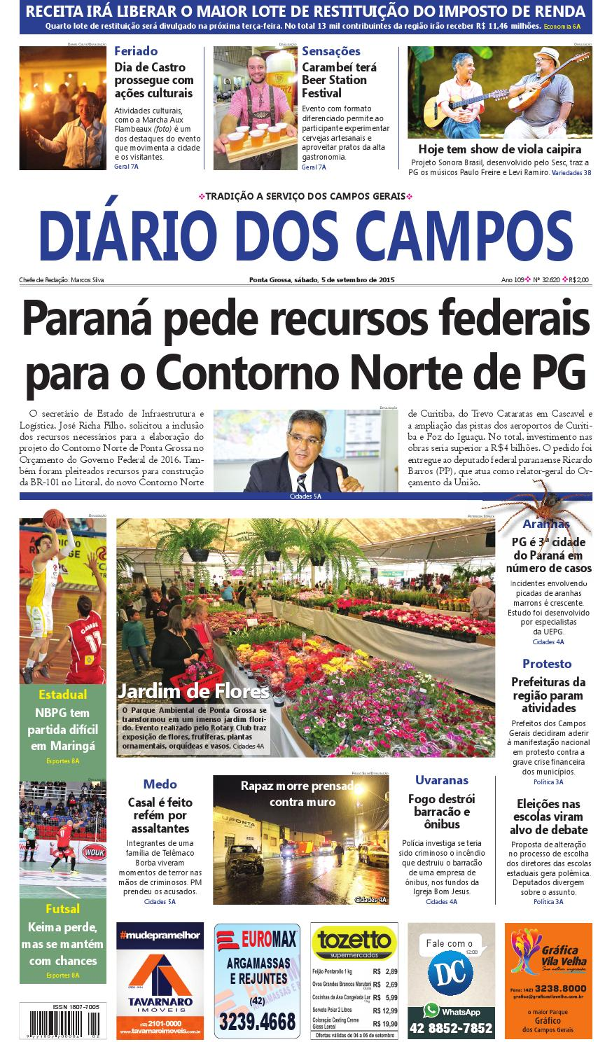 Ed32620 by Diário dos Campos - issuu f87aa6437c