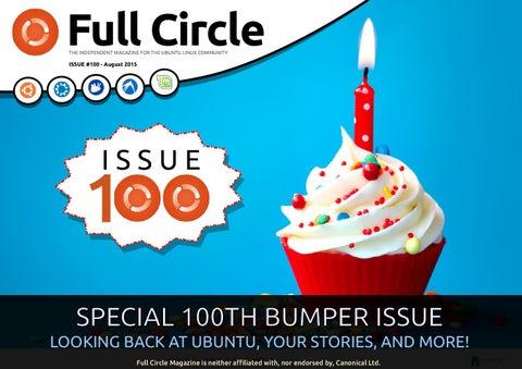 Full Circle Magazine #100