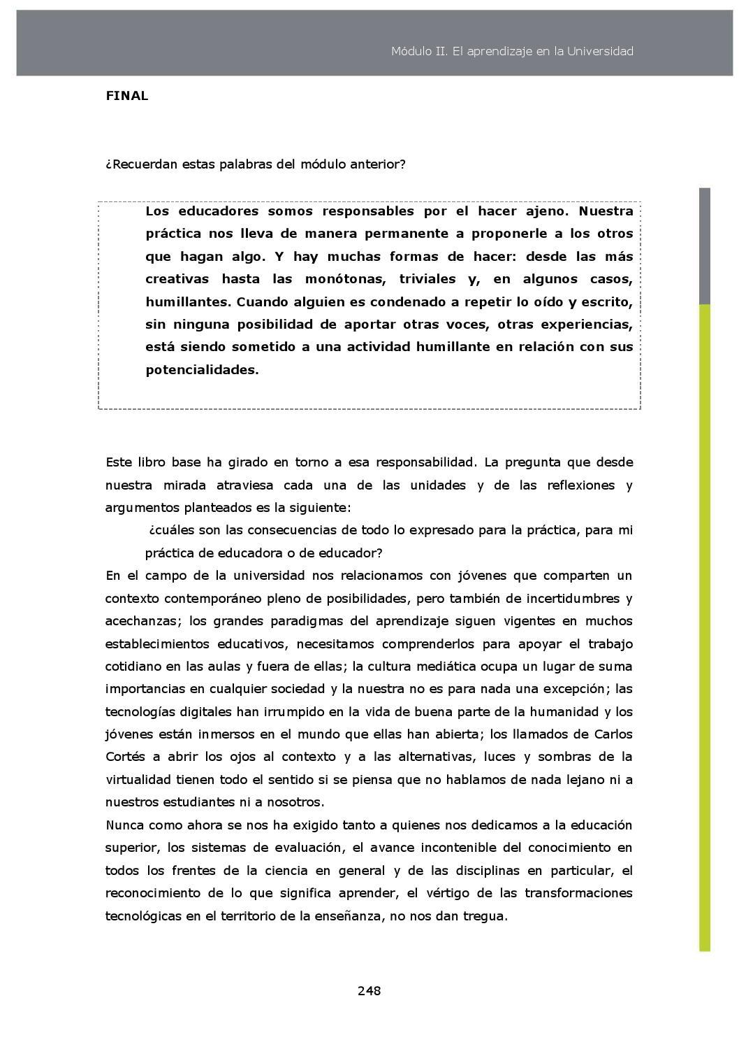 Modulo 2 Final 20 By Educación Superior Issuu