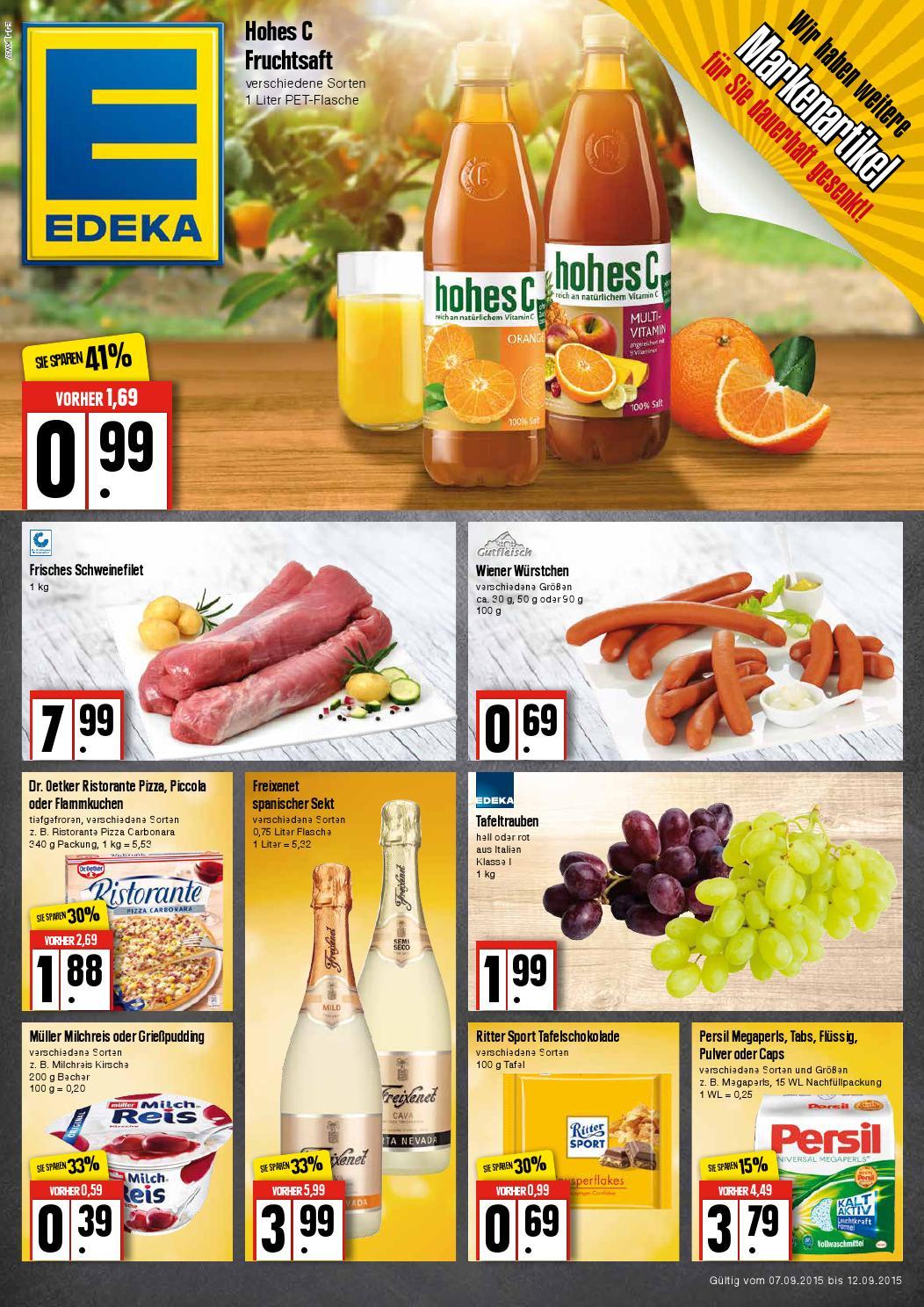 Edeka Angebote KW 37 by Onlineprospekt - issuu