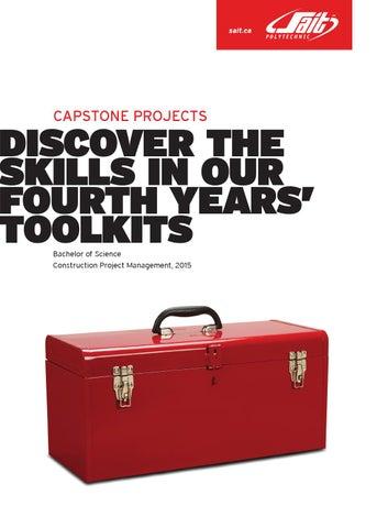 capstone project sait
