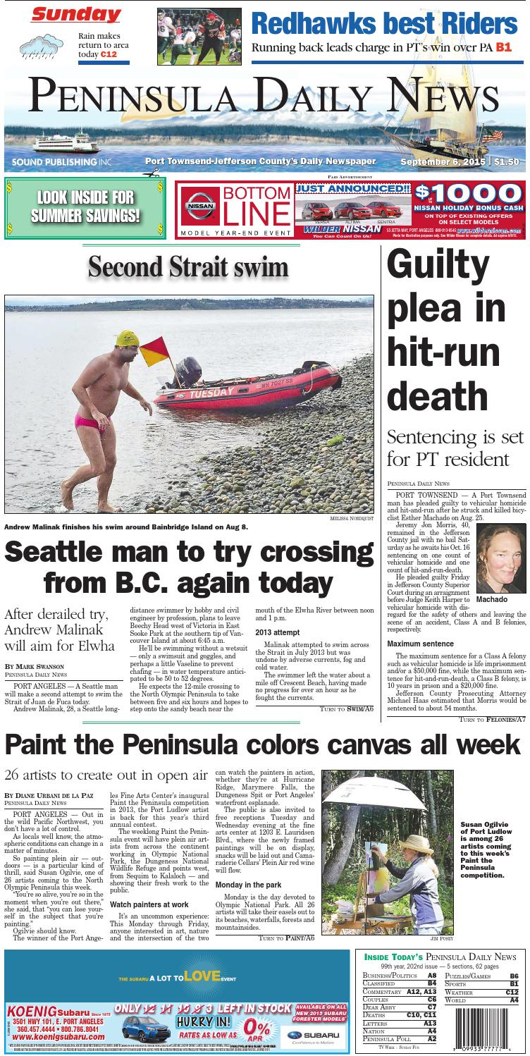 030635be6c PDNN20150906J by Peninsula Daily News   Sequim Gazette - issuu