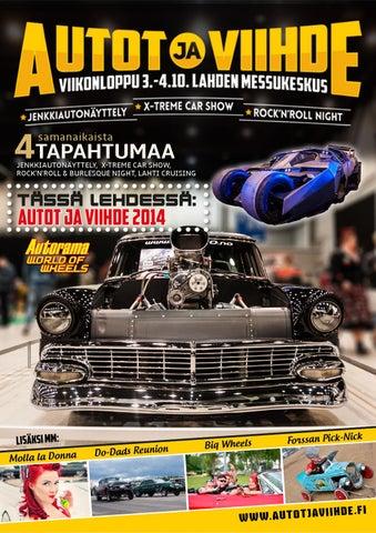 buy online 01b90 ee194 Autot ja Viihde -viikonloppu 3.-4.10.2015 Lahden Messukeskus 1 2 ...