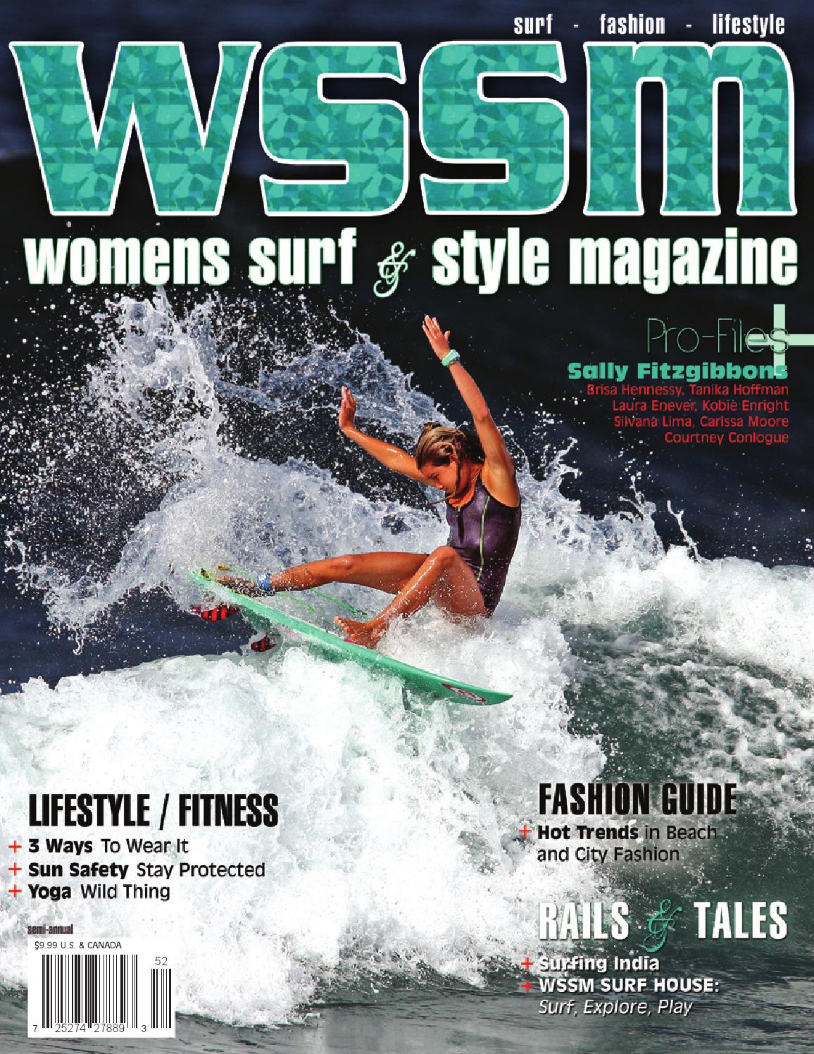 f9d3ea20de WSSM Issue  Summer Fall 2015 by WSSM Womens Surf Style Magazine - issuu