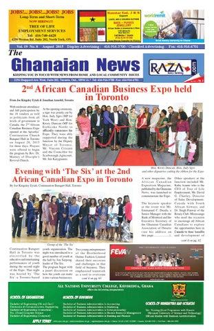 Ghanaian News August 2015 By Razak Ray Axe Banks Issuu