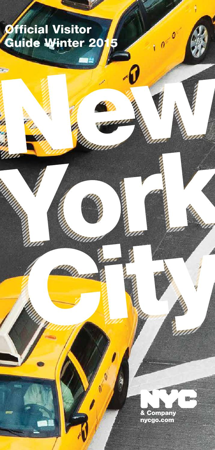 200b1d6bde2a 3 2 nyc & company, official visitor guide, new york, 2015 by  museodelturismo - issuu