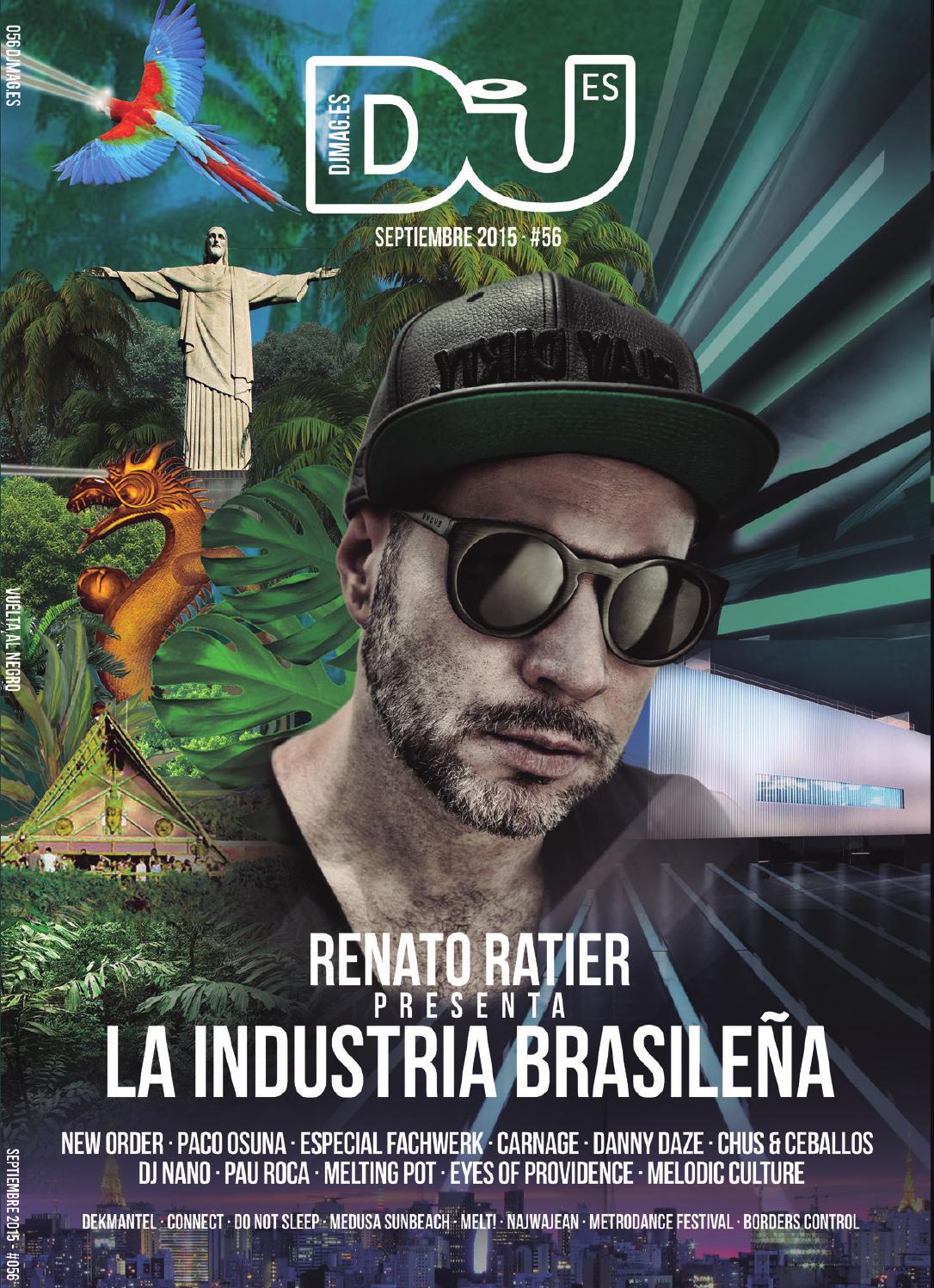 ef0a2ecfd3047 DJ MAG ES 056 by DJ Mag España - issuu