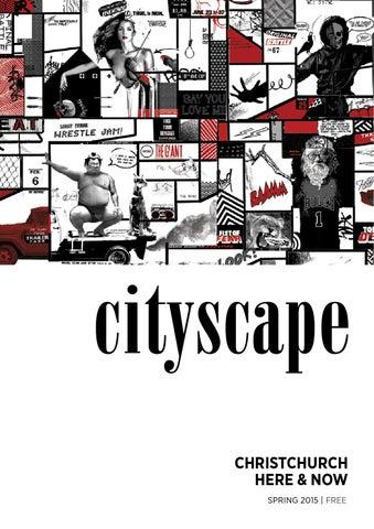 Cityscape magazine spring 2015