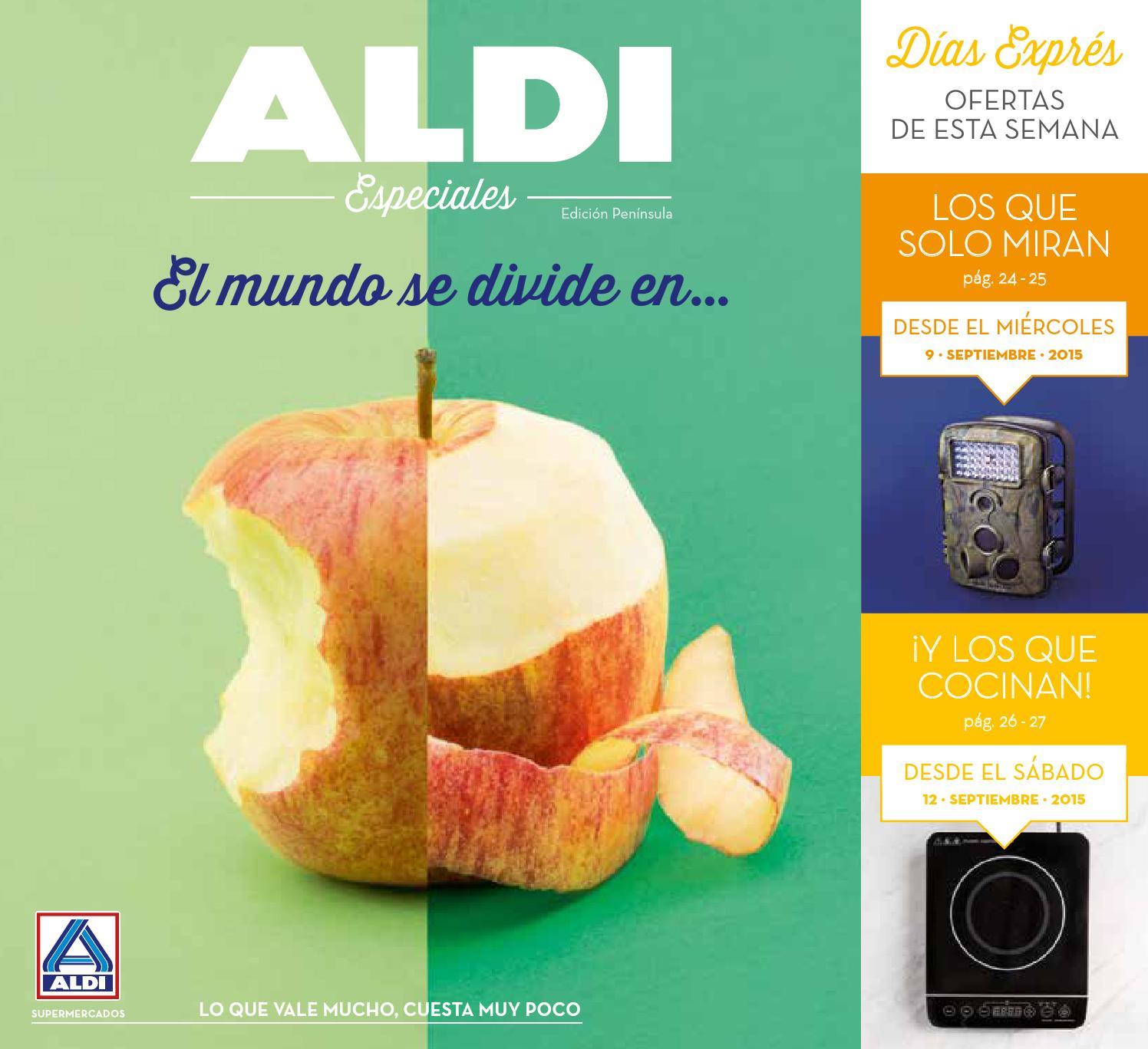 aldi folleto 9 15septiembre2015 by