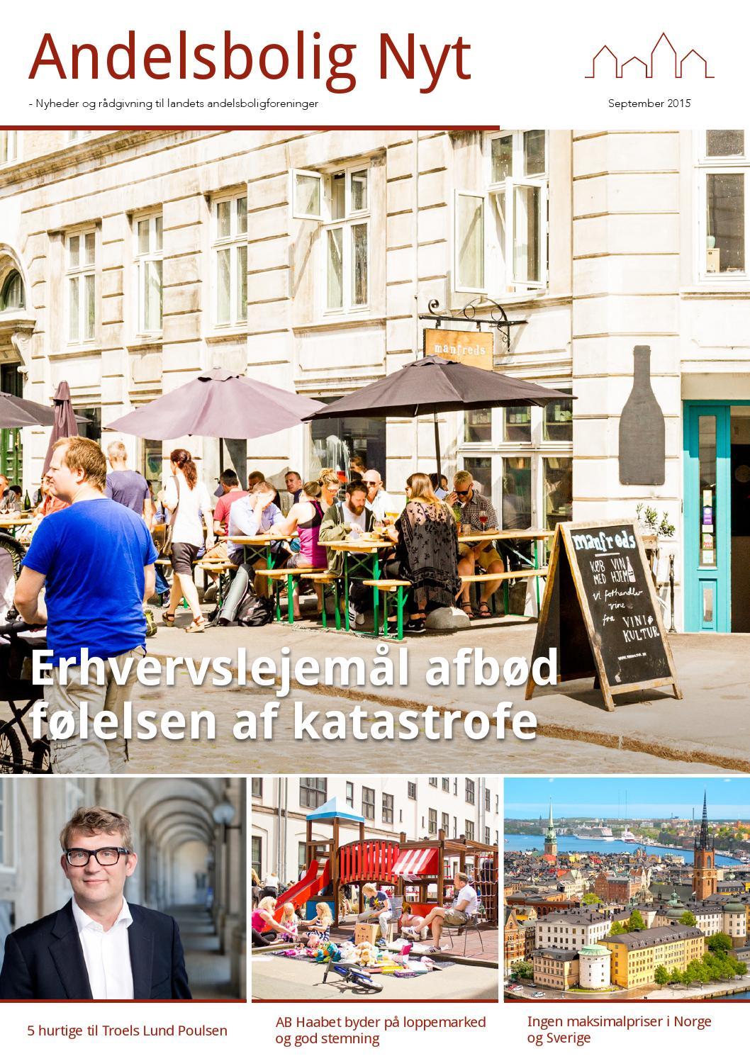 andelsbolig nyt september 2015 by ab gruppen a s andelsportal dk