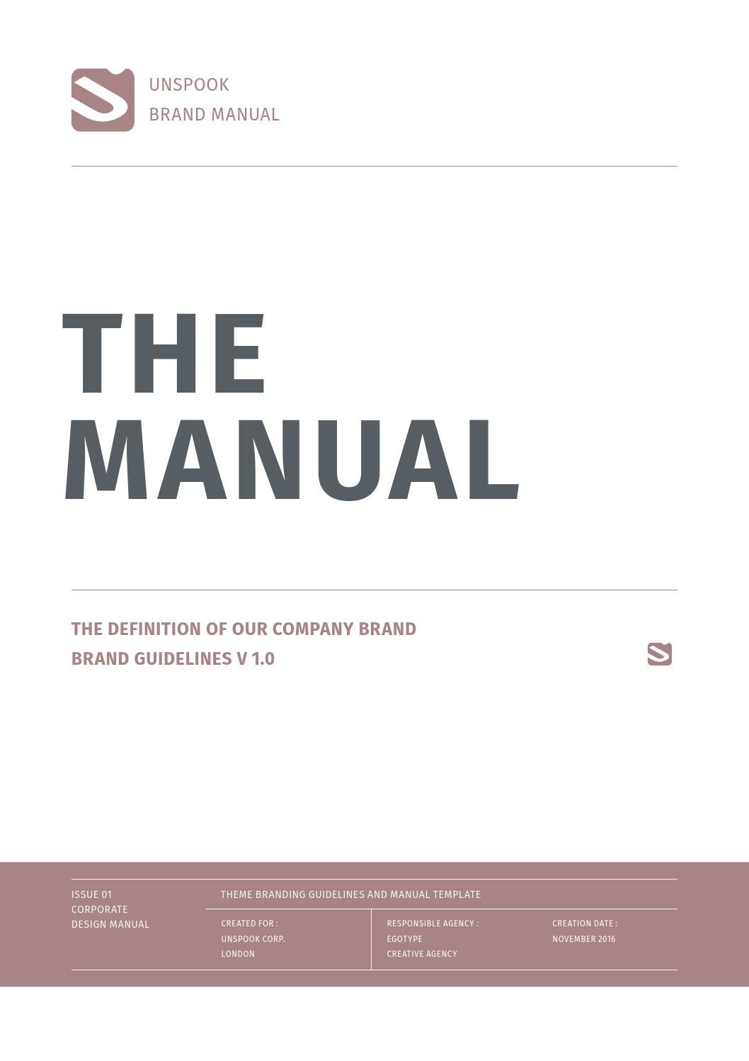 Sparger design procedure manual template