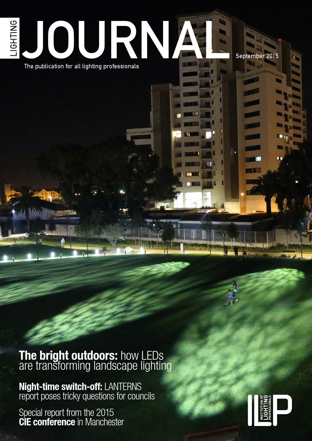 & Lighting Journal September 2015 by Matrix Print Consultants Ltd - issuu