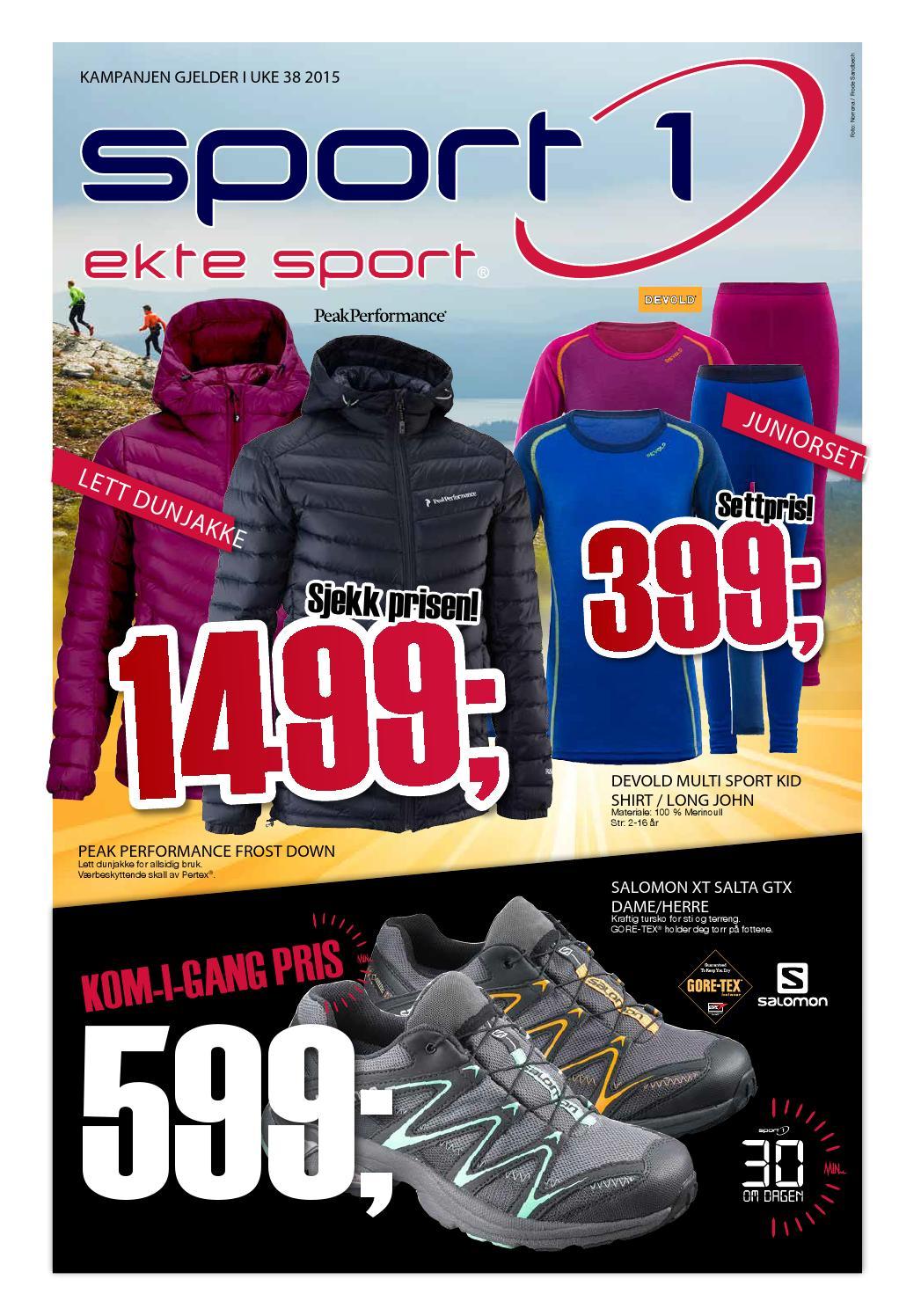 hot sale online ac25c 23f3e Sport1 uke38 by Amedia Ressurs Harstad - issuu