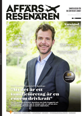 Affärsresenären nr 6 2015 by La Prensa AB - issuu 9b603990fd393