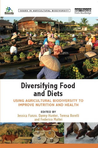 Diversifying Food And Diets By B4fn Global Issuu