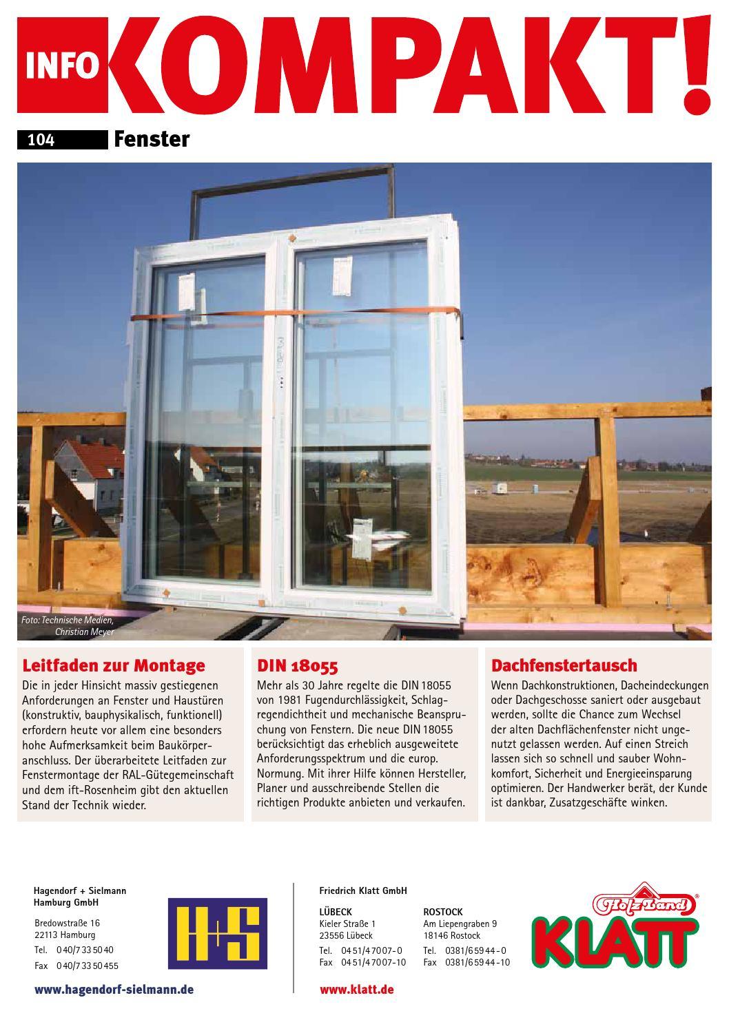 104 Ik Fenster Klatt By Kaiser Design