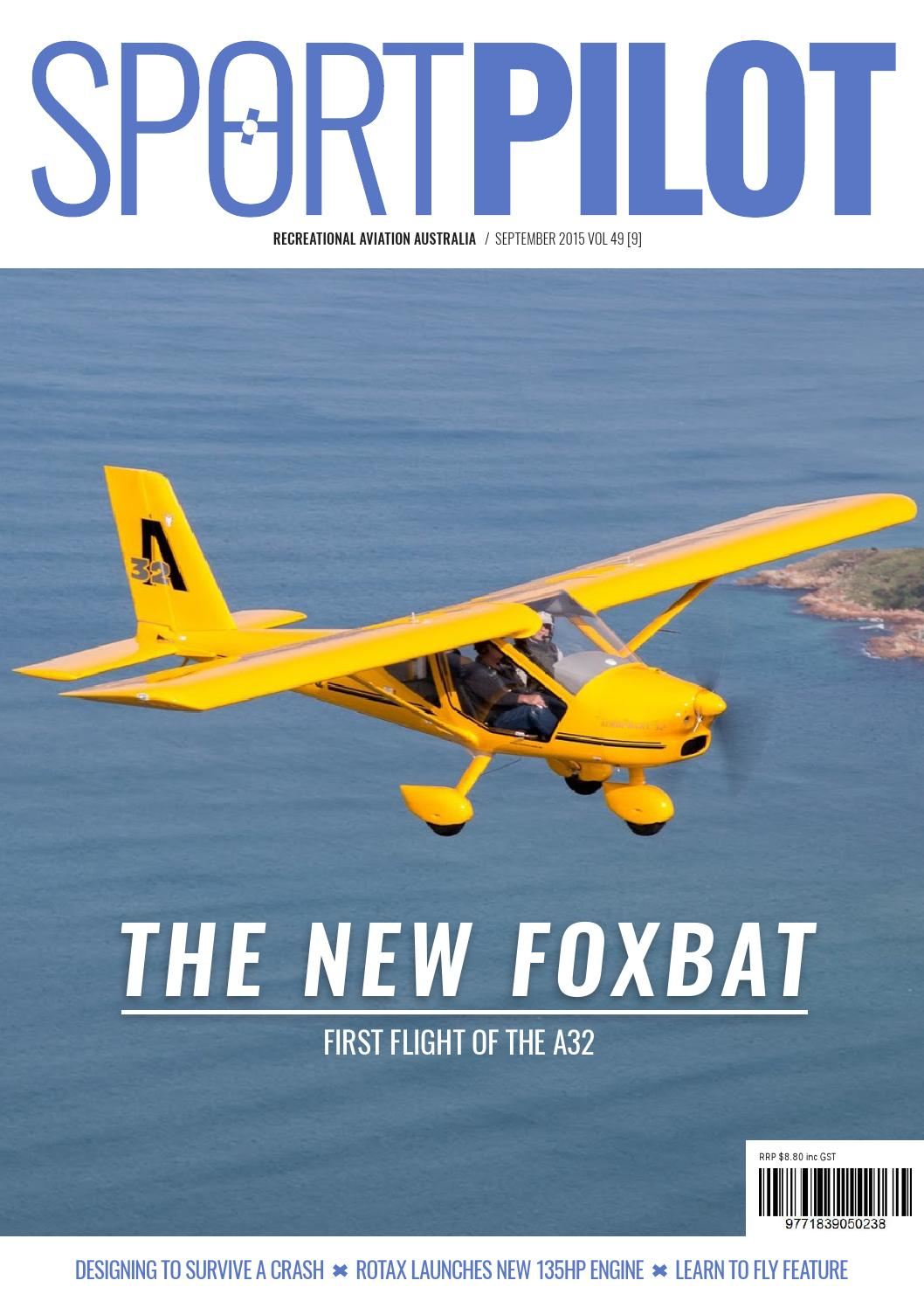 sport pilot 49 sep 2015 by recreational aviation australia issuu