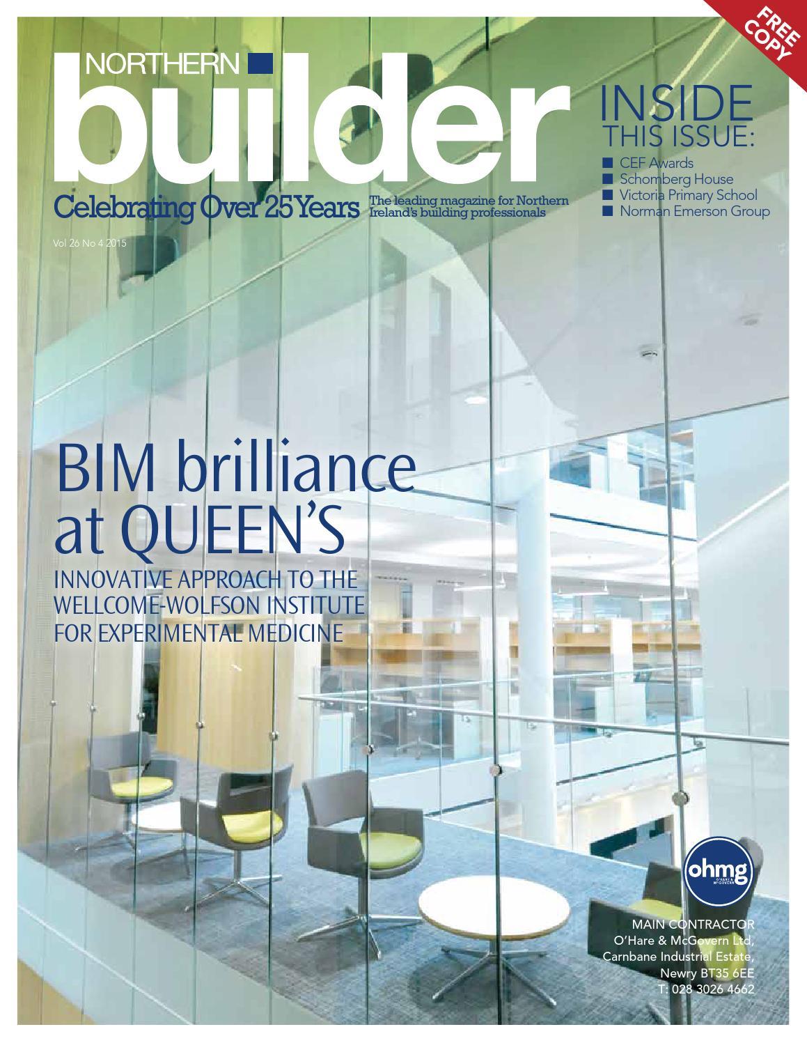 Northern Builder Magazine Issue 26-4 by Karen McAvoy Publishing - issuu