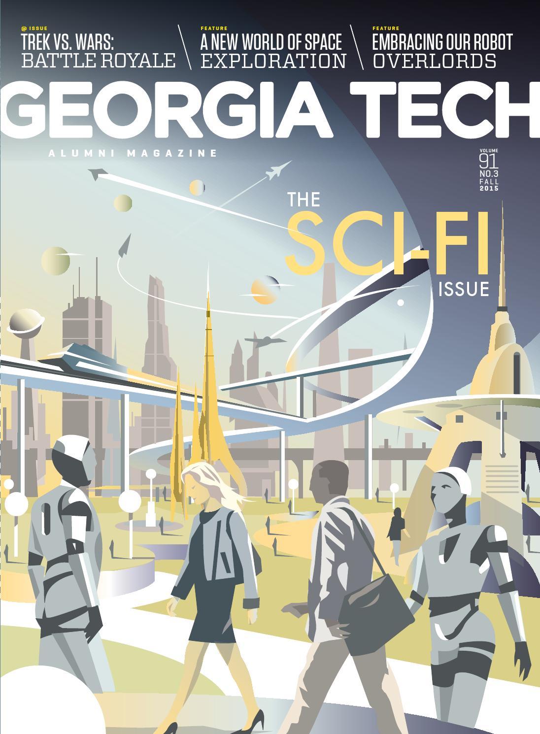 Georgia Tech Alumni Magazine Vol 91 No 3 2015 By Association